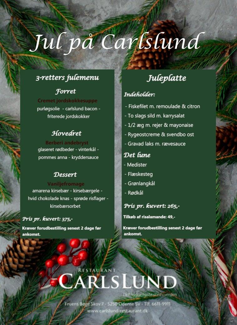 Jul på Carlsund